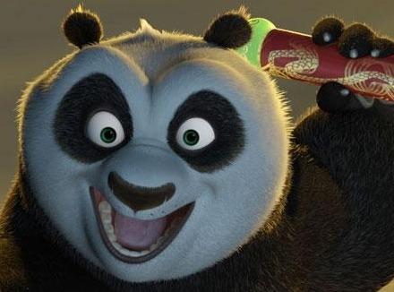 kung fu panda sequel