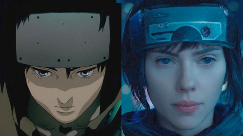 Ghost in the Shell Dubbed