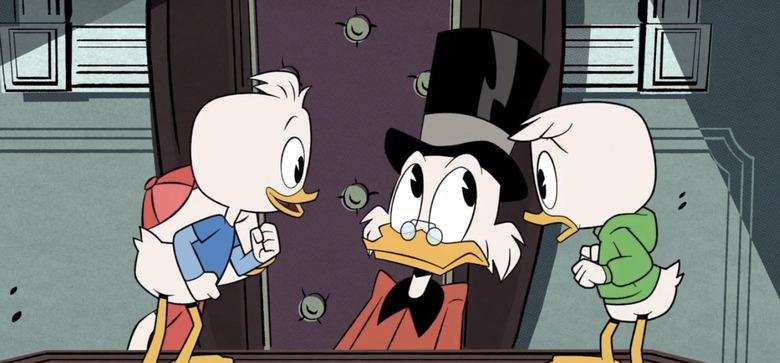 DuckTales Reboot Trailer