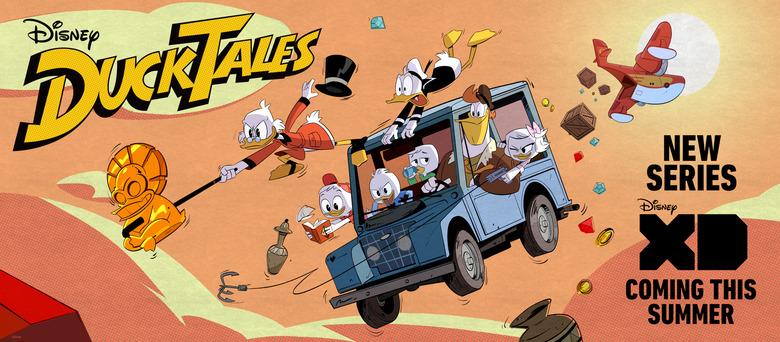DuckTales voice cast