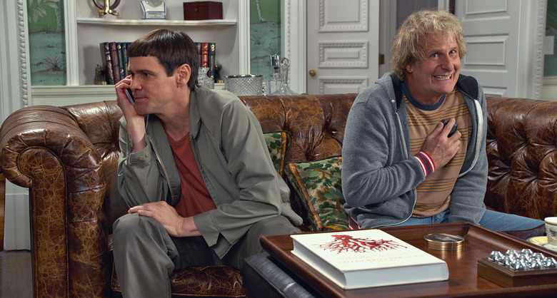 Dumb and Dumber To cameo