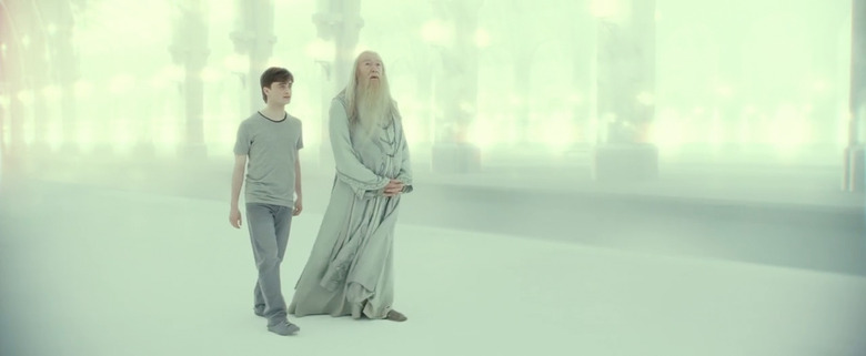 Dumbledore as death theory