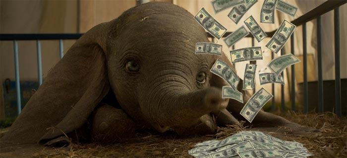 Dumbo Box Office