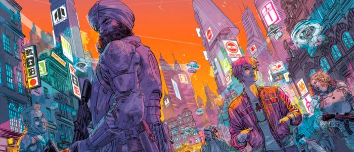 Duncan Jones Graphic Novel