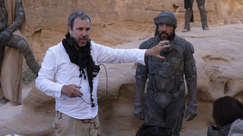 Dune Was Inspired By Director Denis Villeneuve s Grandmother And A Certain Star Wars Scene