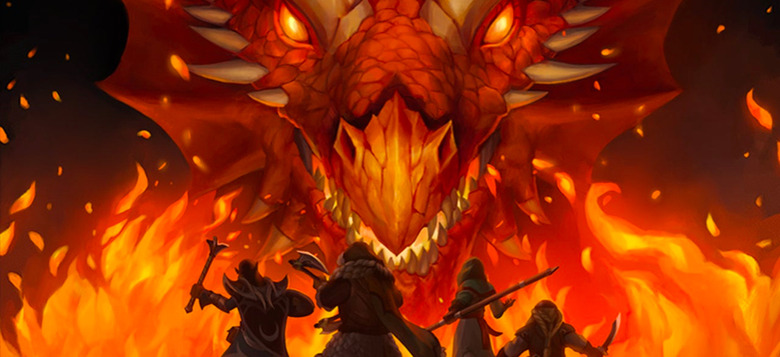 Dungeons and Dragons TV Series writer
