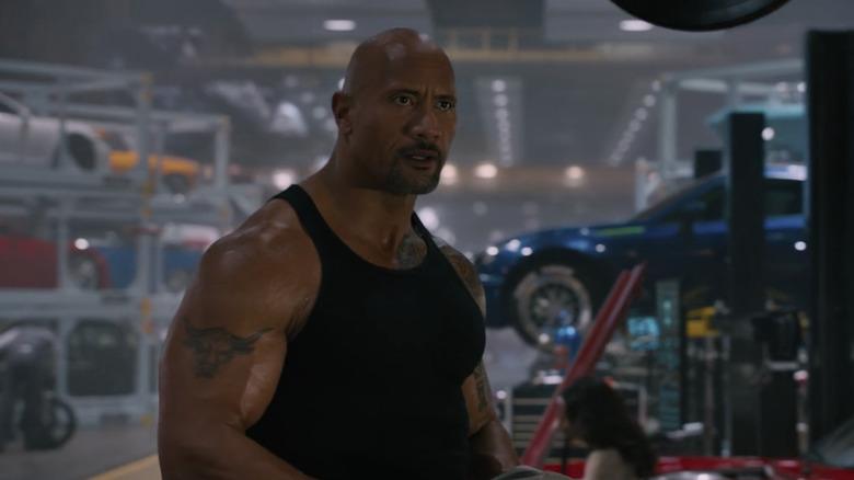 Dwayne Johnson Regrets His Public Beef With Vin Diesel:  That Wasn t My Best Day