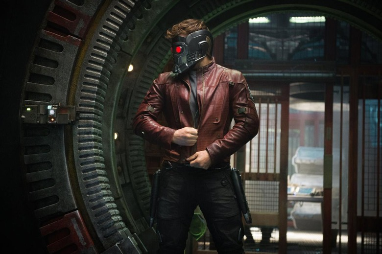 Early Guardians of the Galaxy reviews