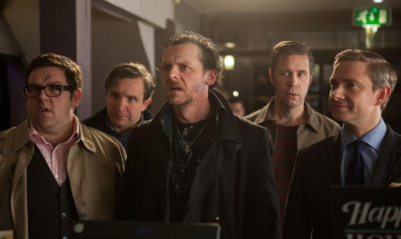 The World's End (header size)