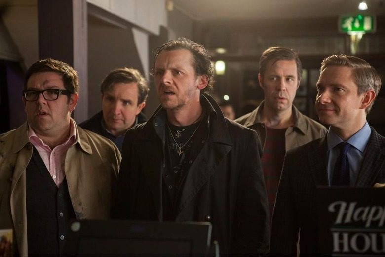 The World's End - first official still