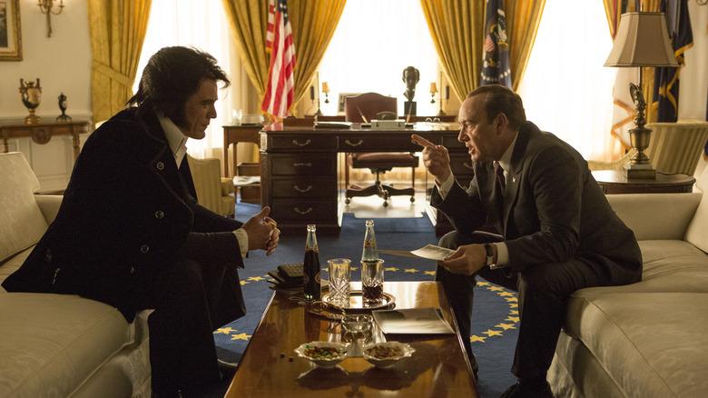 Elvis and Nixon review 1