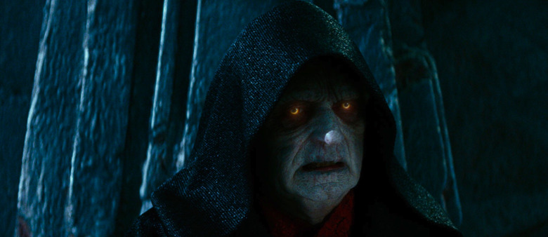 Emperor Palpatine Is a Clone