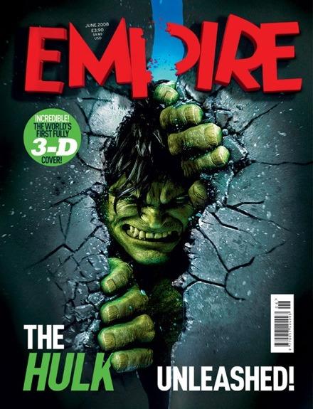 Empire Magazine The Incredible Hulk