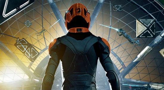 Enders Game Poster Header