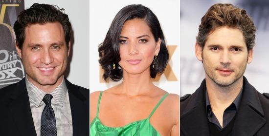 Edgar Ramirez / Olivia Munn / Eric Bana