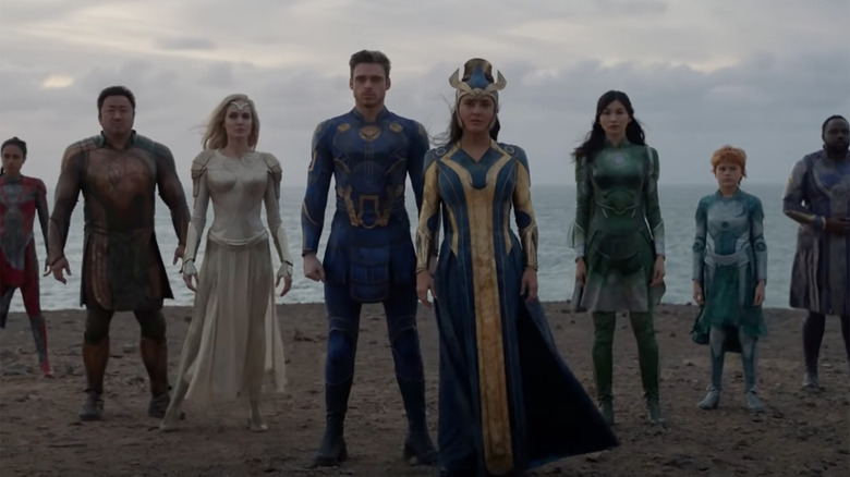 Eternals Early Buzz: A Sprawling, Sweeping Superhero Movie Unlike Any Other — Or A Complicated Mess
