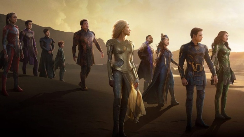 Eternals  Stands Alone,  But Will Have  Huge Implications  For The Future Of The MCU