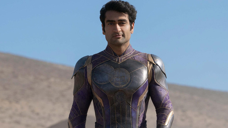 Eternals Star Kumail Nanjiani Feels Conflicted About Changing His Body To Play A Superhero