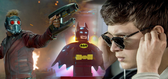 Ethan Anderton Most Anticipated Movies of 2017