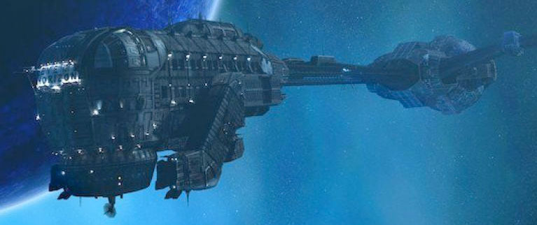 Event Horizon TV Series