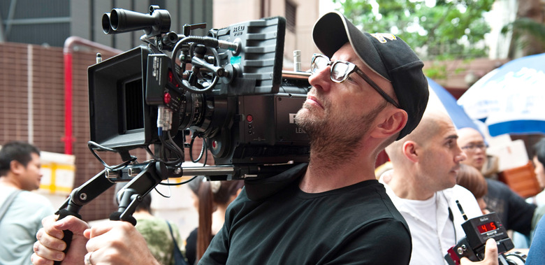 Everything Steven Soderbergh Watched in 2016