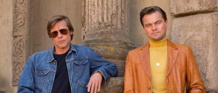 once upon a time in hollywood first look