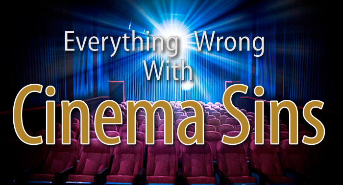 Everything Wrong with Cinema Sins