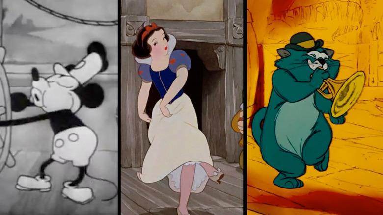 Evolution of 2D Animation