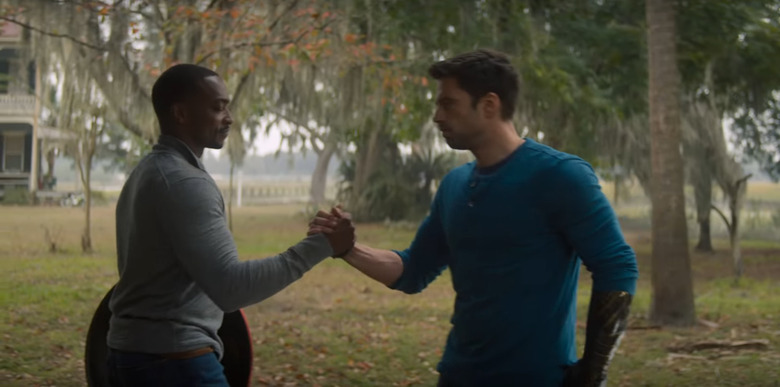 Falcon and the Winter Soldier reinvents early MCU characters