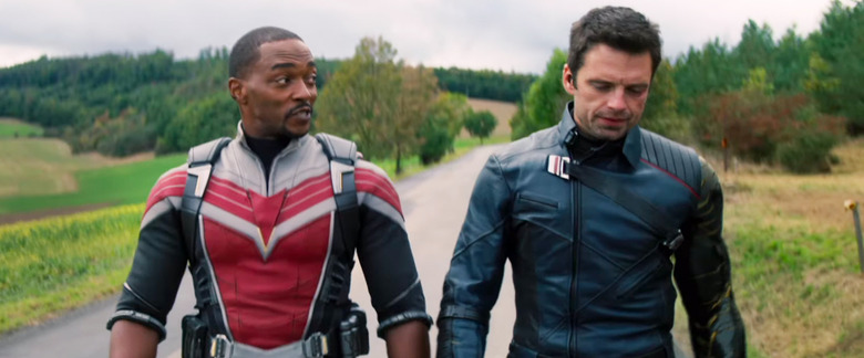 Falcon and the Winter Soldier Showrunner Interview
