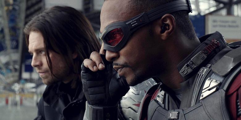 Winter Soldier : Falcon