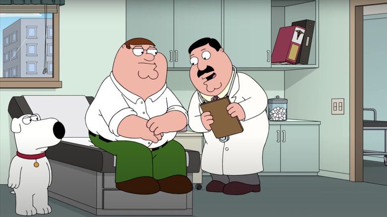 Family Guy Spreads COVID-19 Vaccine Awareness In A New PSA