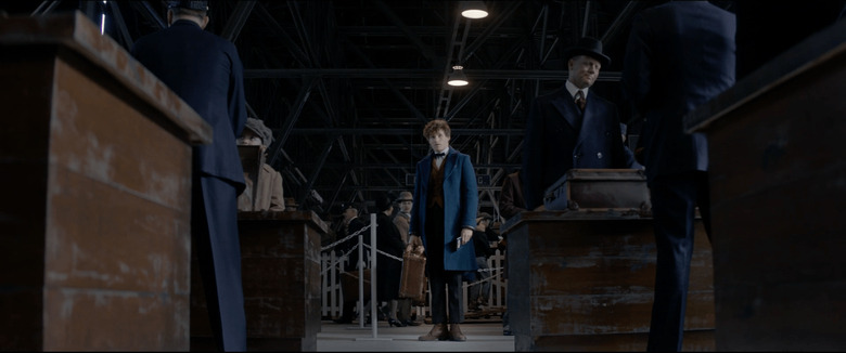 fantastic beasts and where to find them dumbledore