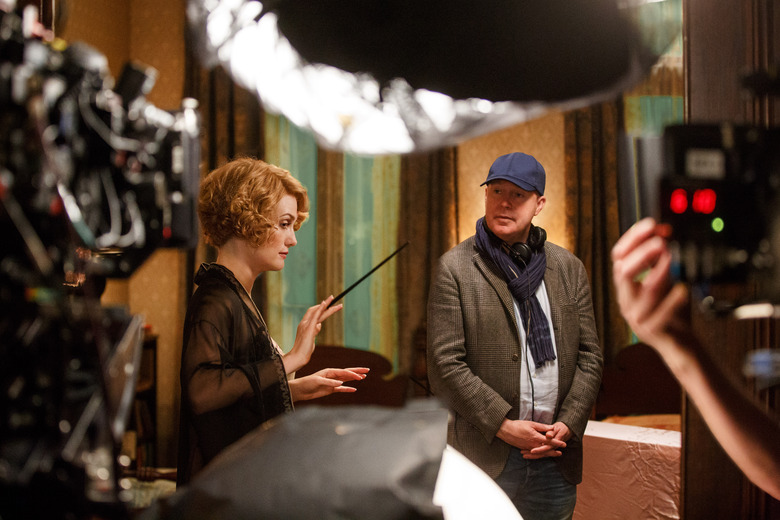 David Yates interview / Fantastic Beasts and Where to Find Them