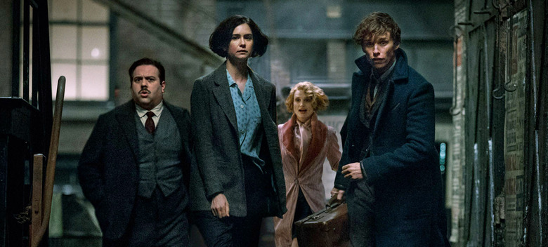 Fantastic Beasts early buzz