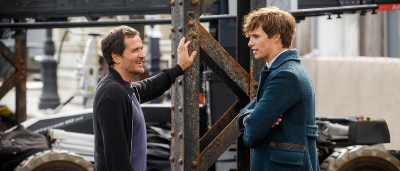 FANTASTIC BEASTS AND WHERE TO FIND THEM: David Heyman interview