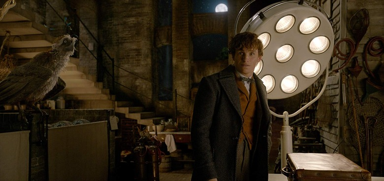 fantastic beasts the crimes of grindelwald extended