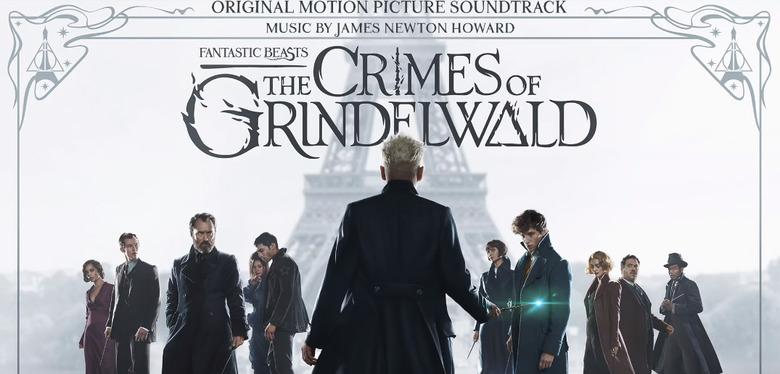 Fantastic Beasts The Crimes of Grindelwald Soundtrack