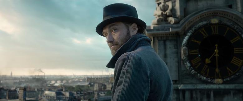 Fantastic Beasts The Crimes of Grindelwald Trailer Breakdown