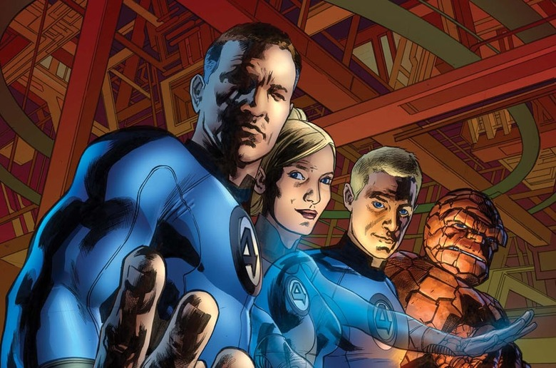 fantastic four cancellation conspiracy