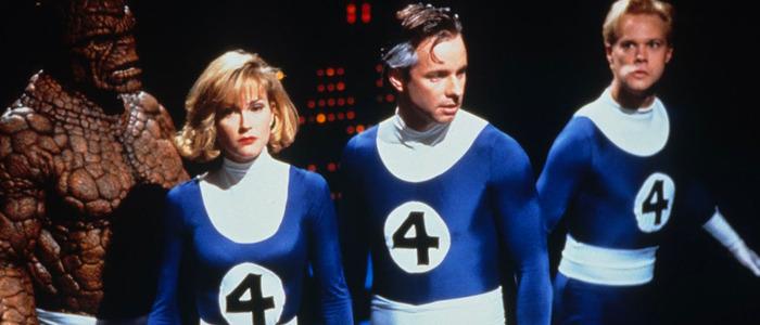 Fantastic Four in the MCU
