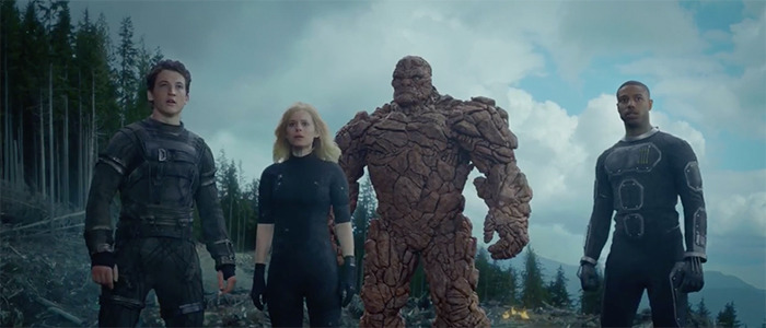 fantastic four movie rights