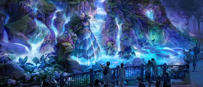 Fantasy Springs concept art