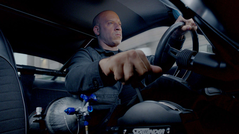 fast and furious 9 writer