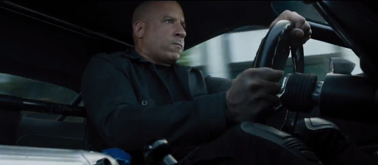 Fate of the Furious Featurette