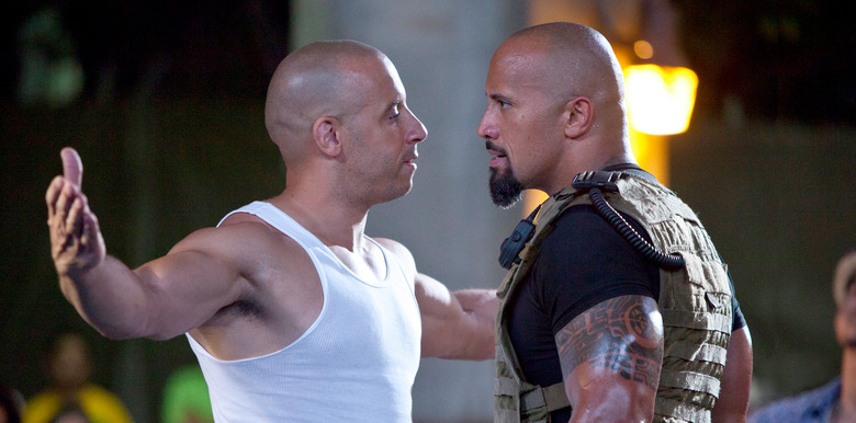 Fast and Furious male stars