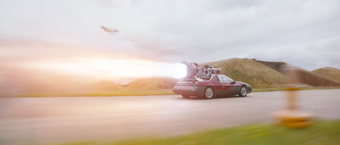 Fast and furious space
