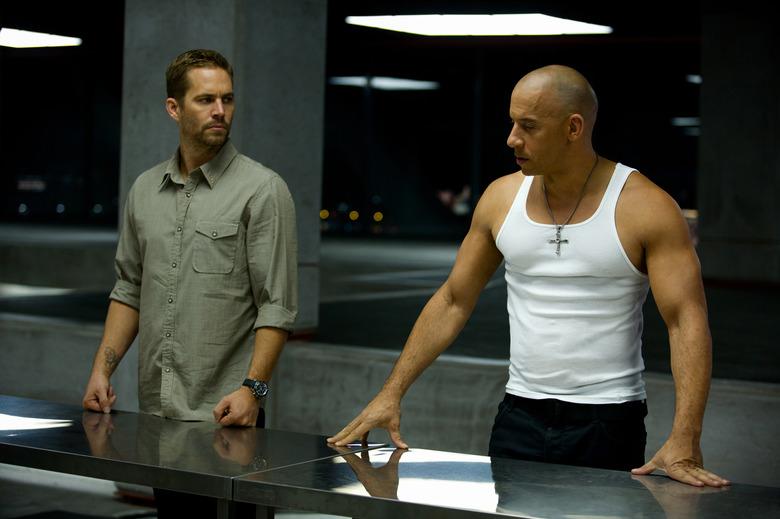 Fast and Furious 6 - Vin Diesel and Paul Walker
