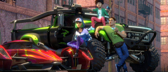 Fast and Furious Spy Racers - cast
