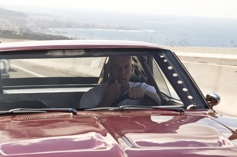 Fast and Furious 6 - Vin Diesel